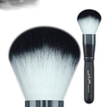 Retail JAF 18SW Powder Brush Super Soft Synthetic Taklon Hair Bronzer Make Up Brush for Face Cosmetic Beauty Makeup
