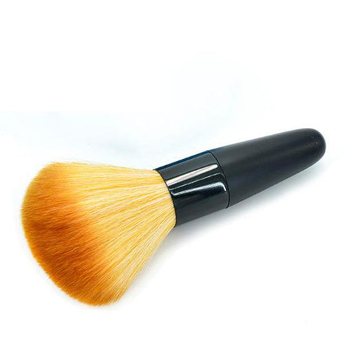 ELECOOL 1Pc Beauty Women's Powder Brush Single Soft Face Cosmetic Makeup Brush Big Loose Shape maquiagem Hot Selling