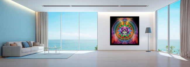 Meditation Wall Hanging