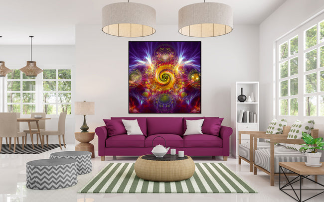 Meditation Wall Art