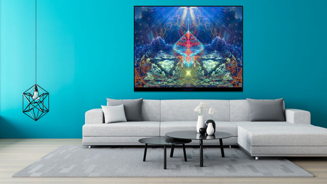 Visionary Art Wall Hanging