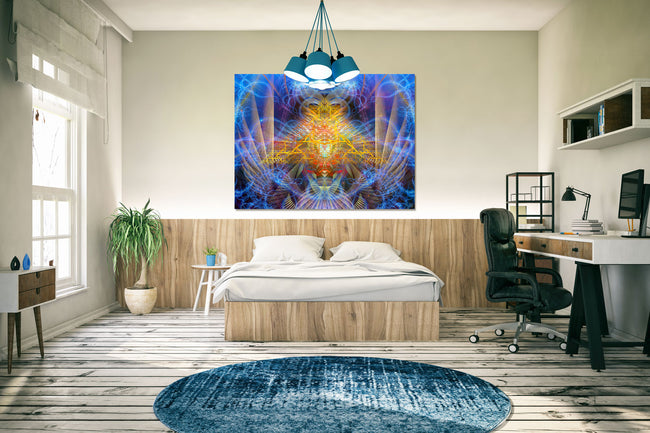 Energy Frequency Wall Hanging