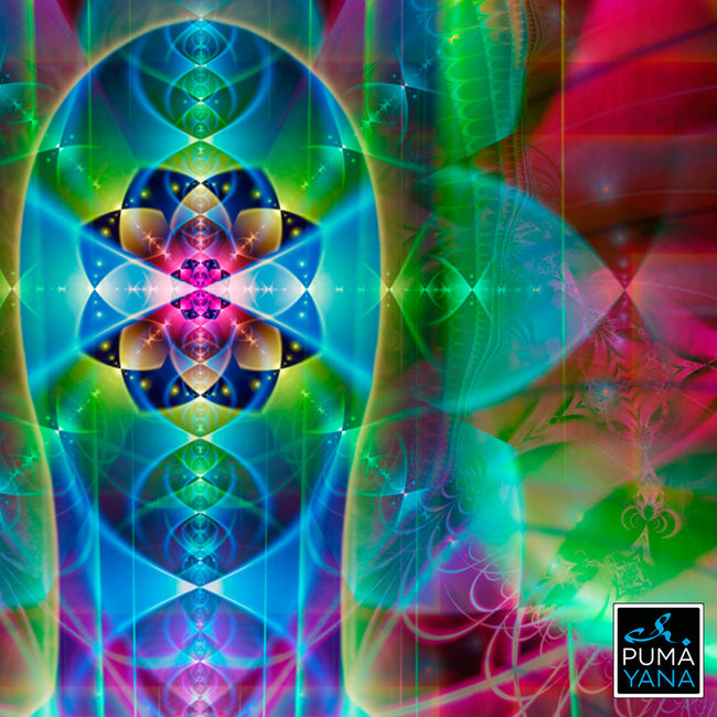 Multiverse Art Print | Canvas| Spiritual| Meditation | Visionary | Healing | Consciousness| Cosmic| Art