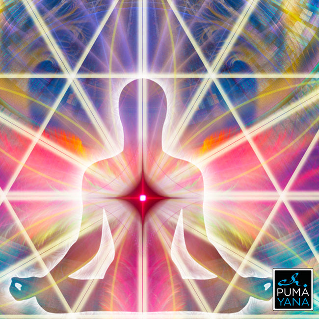 Initiation Art Print | Canvas| Spiritual| Meditation | Sacred Geometry | Consciousness| Art