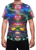 Trippy Mens T-Shirt