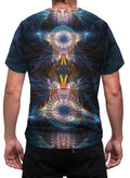 StarGates | Mens T-Shirt | Clothing | Spiritual | Aesthetic | Yoga | Festival | Meditation | Sacred Geometry | Cosmic