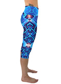 Cosmic Cropped Leggings