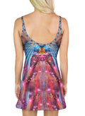 Phoenix Rising | Dress | Tank | Mini | Festival | Rave | Outfit | Clothing | Aesthetic | Eco | Hippy | Hippie | Burning Man | Boho