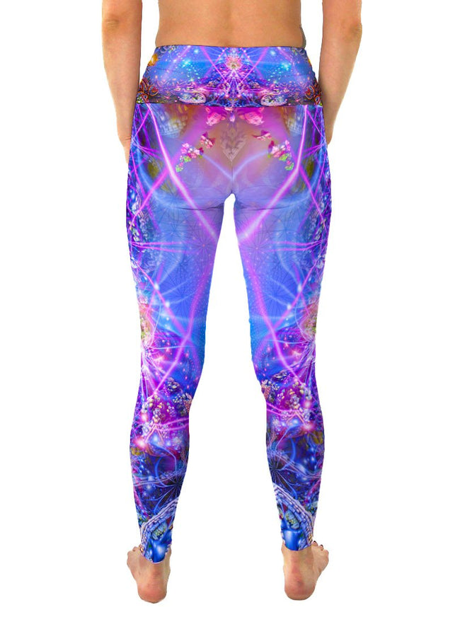 recycled yoga leggings