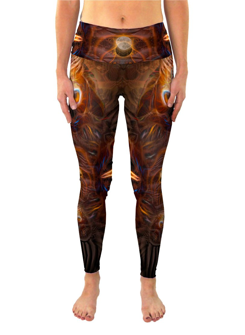 shamanic leggings