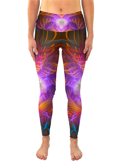 sacred geometry leggings 2