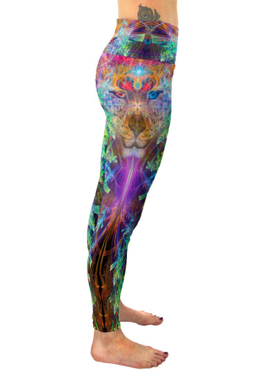 electric forest leggings