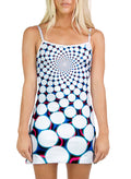 Trippy Mini Dress