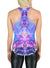 Racerback Tank Top | Yoga | Gym | Workout | Festival | Clothing | Gates of Atlantis