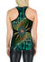 Racerback Tank Top | Yoga | Gym | Workout | Festival | Clothing | Paon Paon