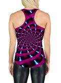 Racerback Tank Top | Yoga | Gym | Workout | Festival | Clothing | Epsylon