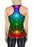 Racerback Tank Top | Yoga | Gym | Workout | Festival | Clothing | Maya