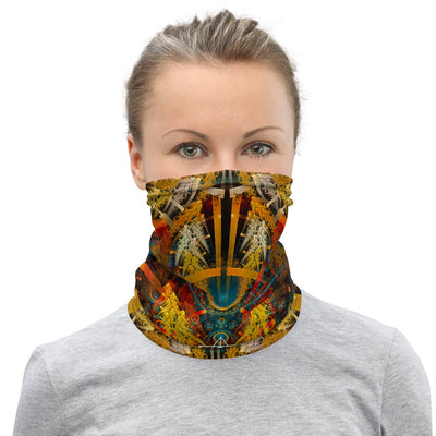 Mandala Face mask | Neck Gaiter | Bandana | Dust Mask | Star Matrix
