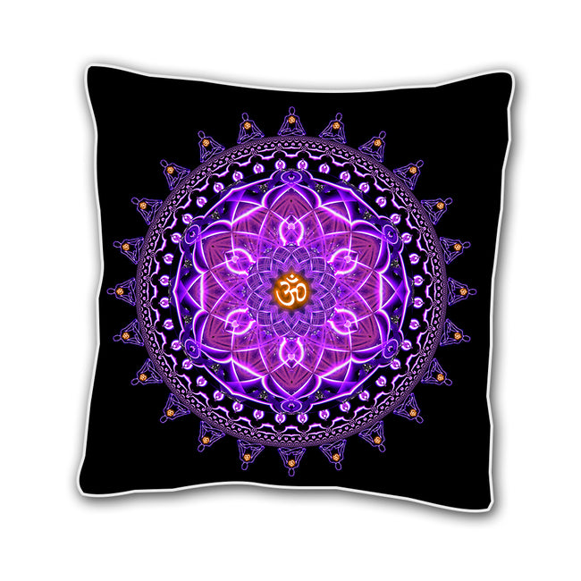 Om Cushion Cover