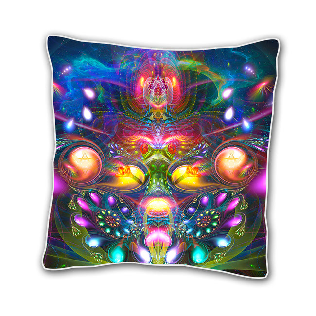 Psychedelic Cushion Cover