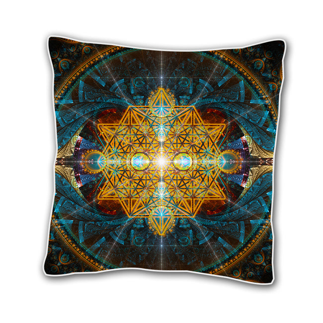 Sacred Geometry Cushion Cover