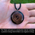 Sacred Geometry Orgone Pendant | Flower of Life Necklace | New Earth