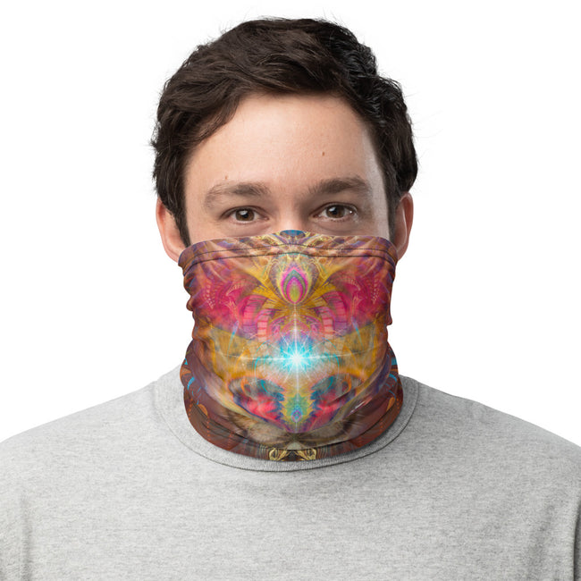 Animal Totem Face mask | Neck Gaiter | Bandana | Dust Mask | Shaman's Dream