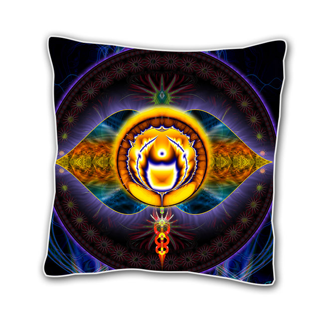 Third Eye Chakra Cushion Cover
