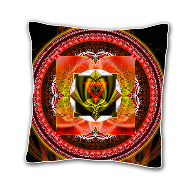 Root Chakra Cushion Cover