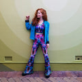 I See You | Bell Bottoms | Womens | Pants | Leggings | Gaia | Festival | Rave | Outfit | Clothing | High Waisted |