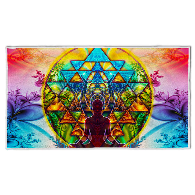 Spiritual Travel Towel