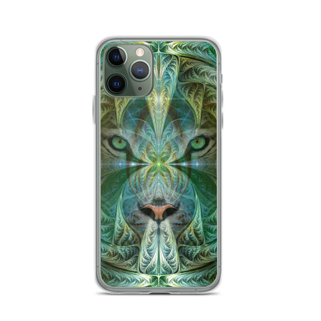 Tiger iPhone 11 case