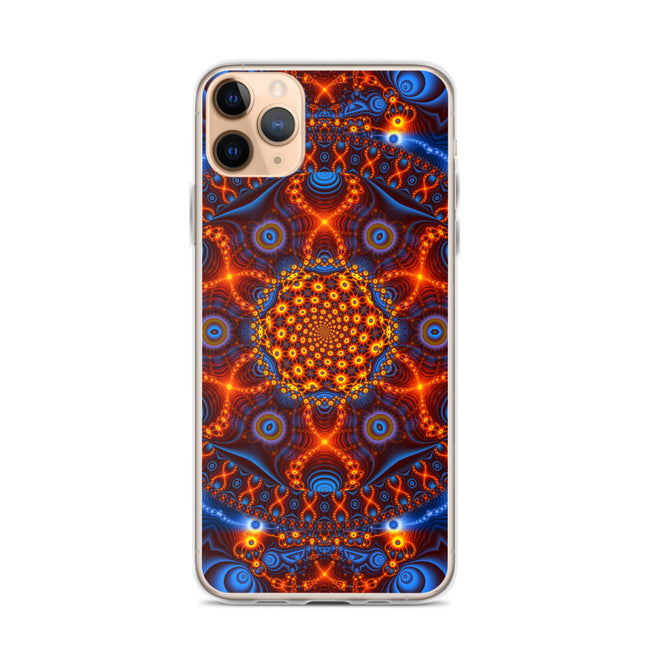 Trippy iPhone 11 case