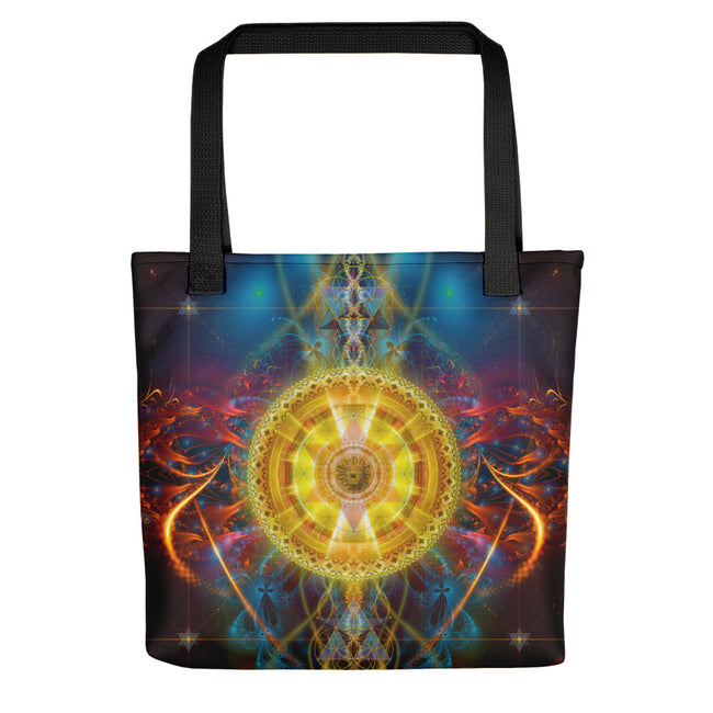 Beach Bag | Tote Bag | Yoga Bag | Reusable Shopping Bag | Sun Matrix