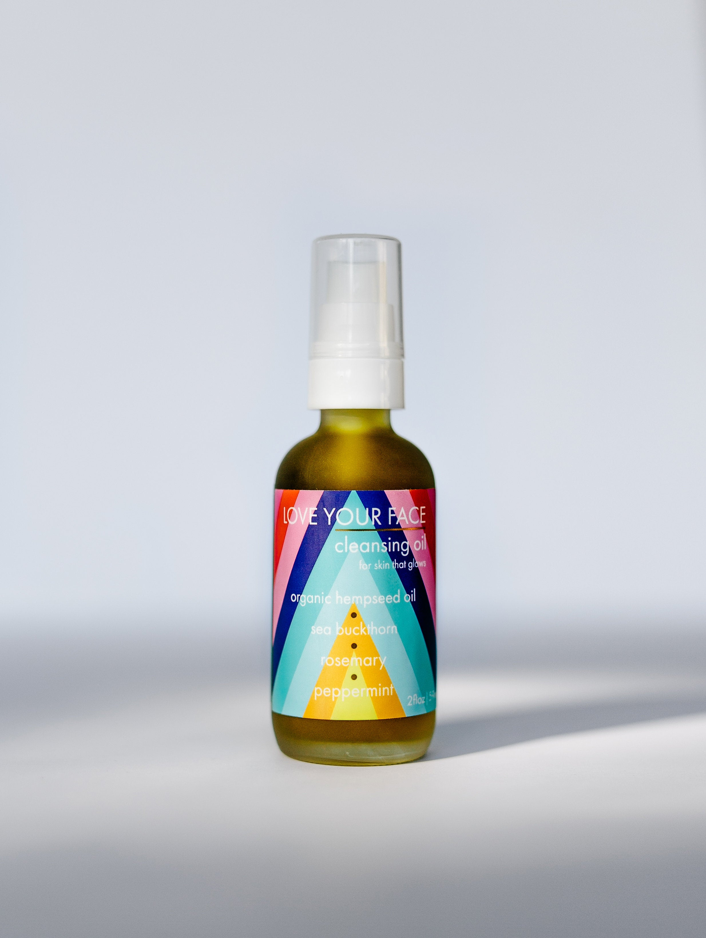 LUA skincare LOVE YOUR FACE cleansing oil Plant-based-Vegan
