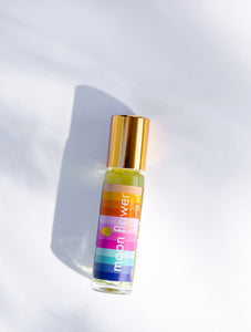 LUA skincare Moonflower Natural Perfume Oil