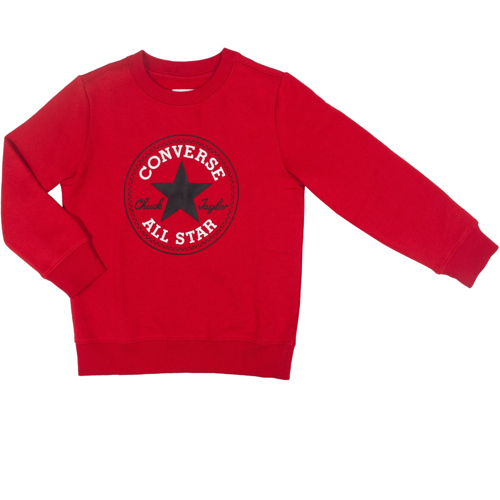 CONVERSE Classic Round Neck Pullover - rookiehk