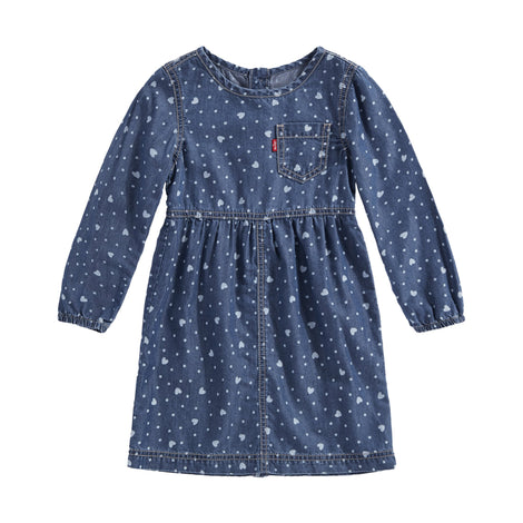 Levi's Woven Denim Dress - rookiehk