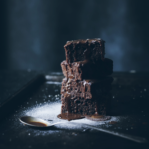 Low Salicylate Carob Brownies