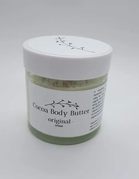 Valley Soaps Cocoa Body Butter