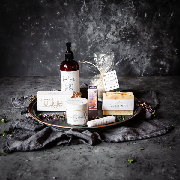 Tasmania Skincare Collection with House of Fudge