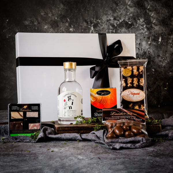 Mothers Day Gift with Tasmanian Gin and Sweet Treats
