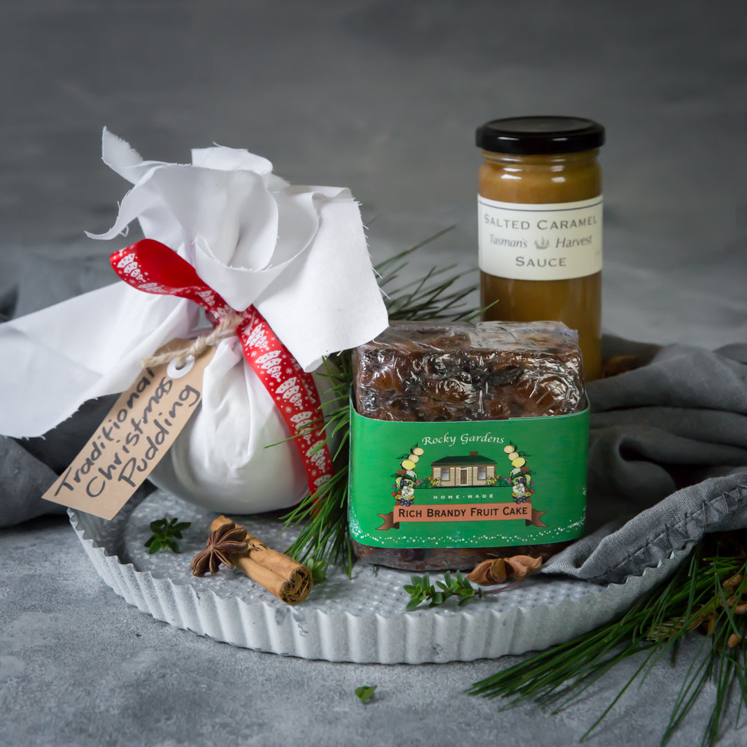 Tasmanian Traditional Christmas Hamper