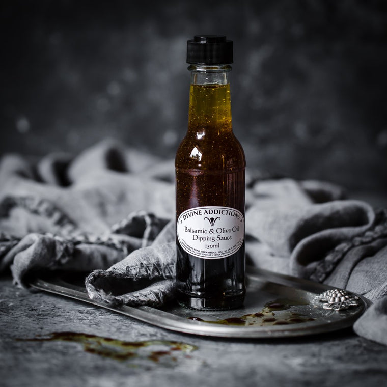 Balsamic Vinegar and Olive Oil Dipping Sauce - Tasmanian Gourmet Online