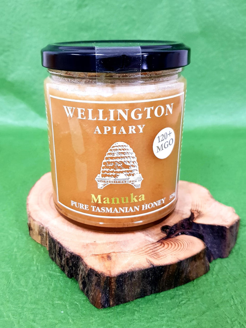 Wellington Apiary  Manuka Honey MGO 120 Plus