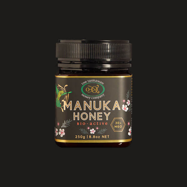 Manuka Honey MGO 30 Plus  - Tasmanian Gourmet Online