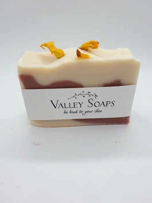 Valley Soaps Rose Geranium