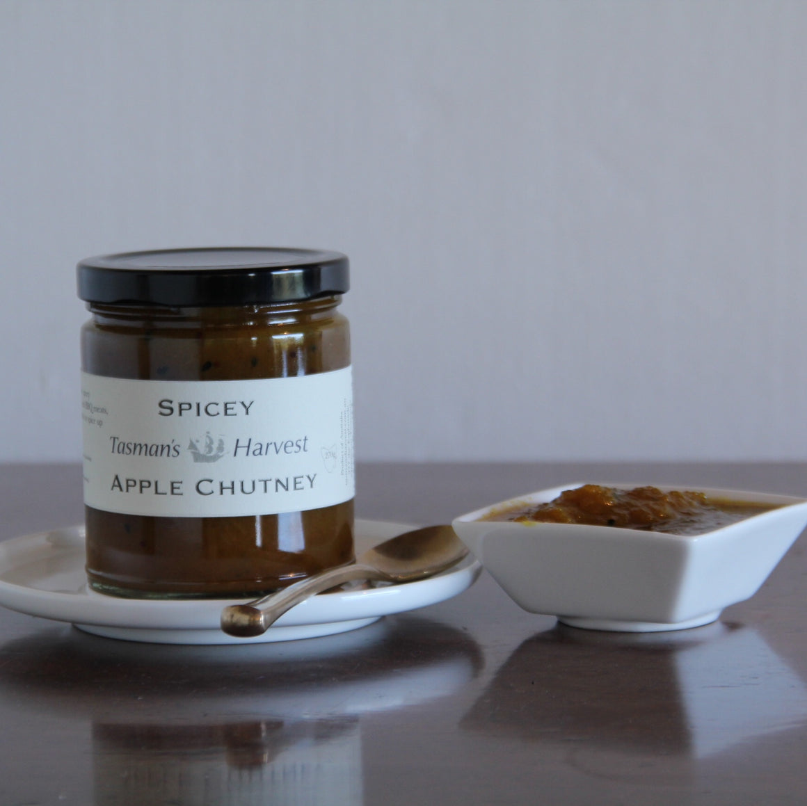 Tasman's Harvest  Spicey Apple Chutney
