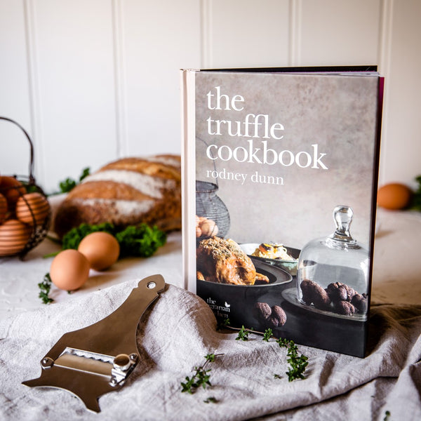 The Truffle Cookbook and Truffle Shaver - Tasmanian Gourmet Online