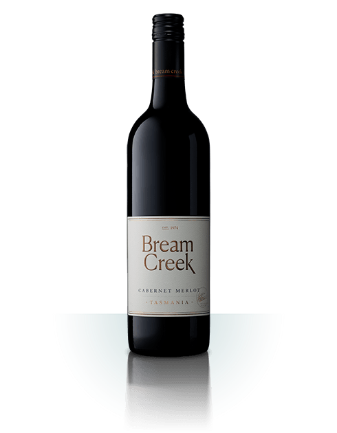 Bream Creek Vineyard Cabernet Merlot 2018